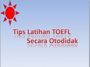 latihan TOEFL