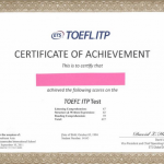 Tips Mudah Cara Mendapatkan Sertifikat TOEFL