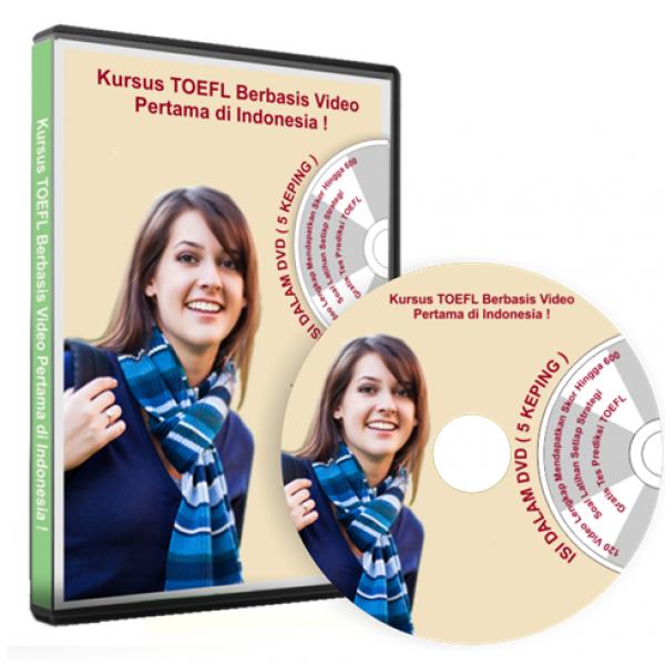 dvd strategi toefl